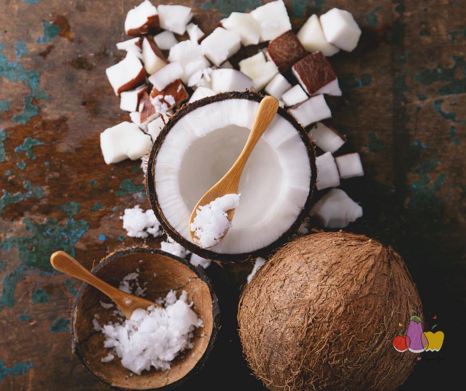 Healthy Fat-Rich Coconut