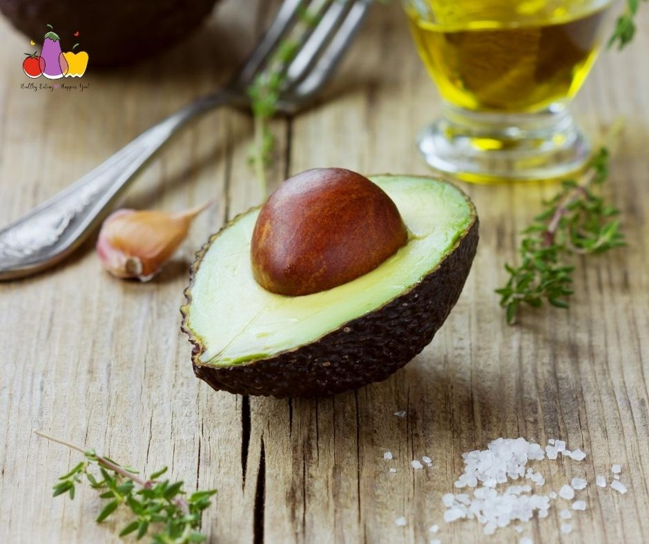 Avocados are an excellent source of omega-6 fatty acids and monounsaturated fats.