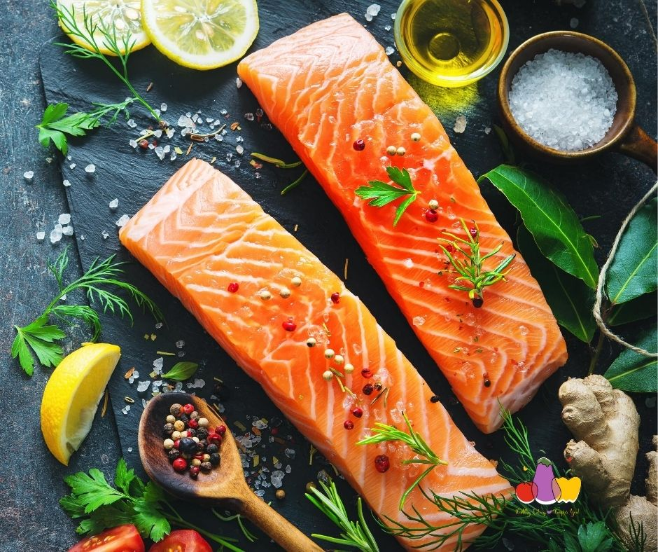Salmon - Healthy Fatty Fish