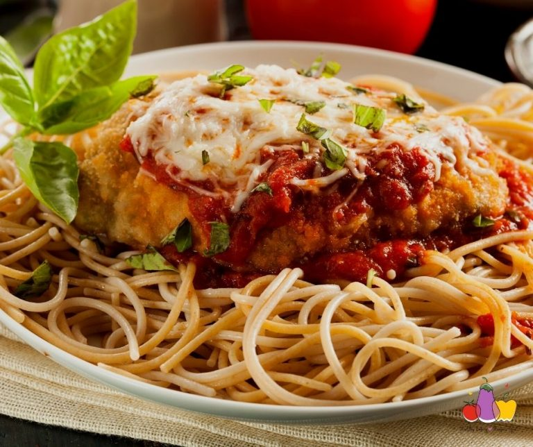 Quick, Easy and Delicious Chicken Parmesan